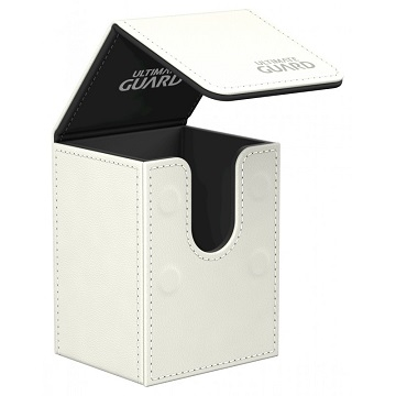 Ultimate Guard Flip Deck Case - White