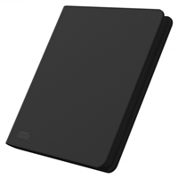 Ultimate Guard Quadrow Zipfolio Zenoskin - Black