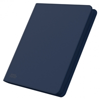 Ultimate Guard Quadrow Zipfolio Zenoskin - Dark Blue