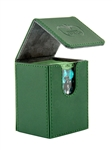 Ultimate Guard Flip Deck Case Xenoskin - Green