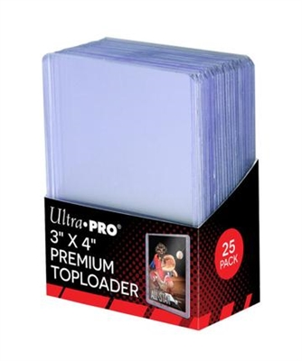 Ultra Pro Top Loaders (25)