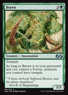 Brawn - Ultimate Masters - Uncommon