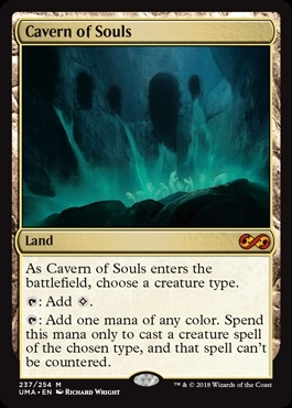 Cavern of Souls - Ultimate Masters - Mythic Rare