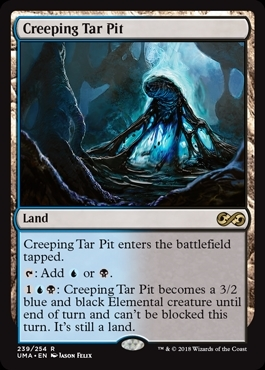 Creeping Tar Pit - Ultimate Masters - Rare