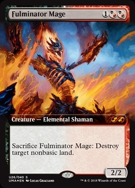 Fulminator Mage - Ultimate Box Toppers - Special