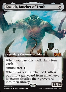 Kozilek, Butcher of Truth - Ultimate Box Toppers - Special