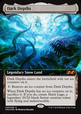 Dark Depths - Ultimate Box Toppers - Special