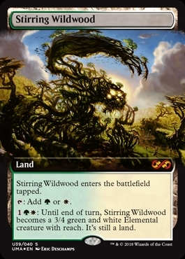 Stirring Wildwood - Ultimate Box Toppers - Special