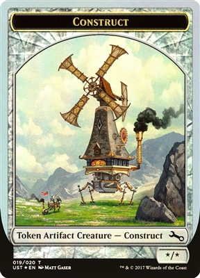 Construct Token - Unstable - Common