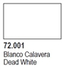 Game Color 17ml - Dead White