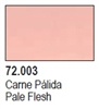 Game Color 17ml - Pale Flesh