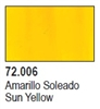 Game Color 17ml - Sun Yellow