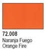 Game Color 17ml - Orange Fire