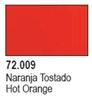 Game Color 17ml - Hot Orange
