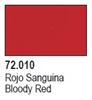 Game Color 17ml - Bloody Red