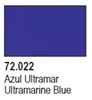 Game Color 17ml - Ultramarine Blue