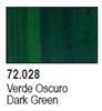 Game Color 17ml - Dark Green