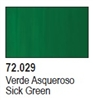 Game Color 17ml - Sick Green