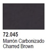Game Color 17ml - Charred Brown