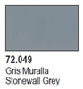 Game Color 17ml - Stonewall Grey