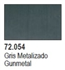 Game Color 17ml - Gunmetal