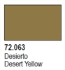 Game Color 17ml - Desert Yellow