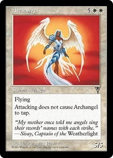 Archangel - Visions - Rare