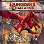 Dungeons & Dragons Wrath of Asharadalon Board Game