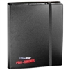 Ultra Pro 9 Pocket Pro-Binder - Black