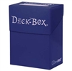 Ultra-Pro Solid Colour Deck Box - Blue