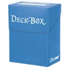 Ultra-Pro Solid Colour Deck Box - Light Blue