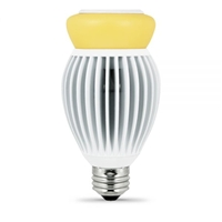 Feit Electric - LED Bulb - A21 Remote Phosphor - 100W Equivalent - 3000K Warm White - 1600 Lumens - Dimmable