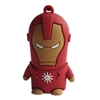 Superhero USB Flash Drives - 8GB - Ironman