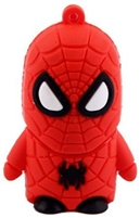 Superhero USB Flash Drives - 8GB - SPIDERMAN