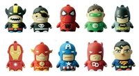 Superhero USB Flash Drives - 8GB