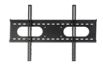 LLow Profile flat wall mount bracket for 40in to 75in displays just over one inch depth from wall VESA compatible Fast shipping