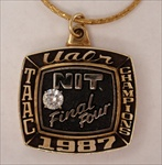 1987 University of Arkansas of Little Rock T.A.A.C. Champions Pendant