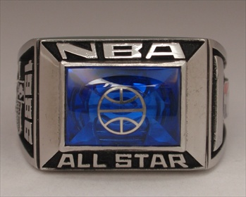 1986 NBA *All-Star* Game Ring!