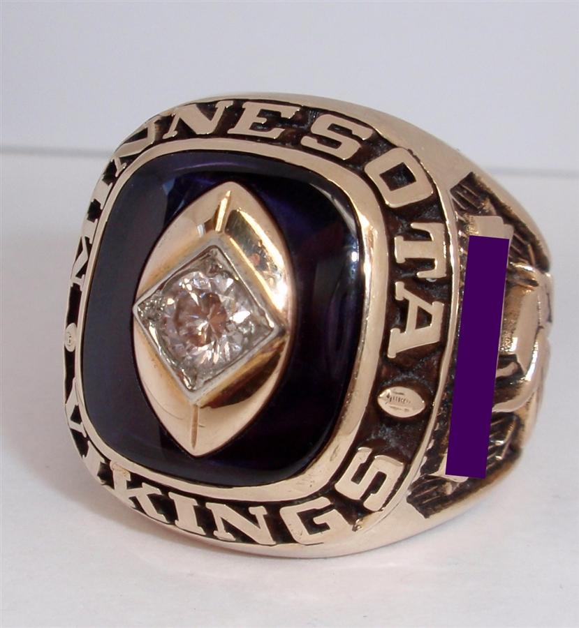 "This Beautiful Vintage 1969 Minnesota Vikings Super Bowl IV ""NFC"
