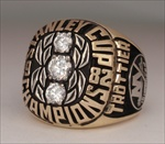 "1982 New York Islanders ""Stanley Cup"" Champions 10K Gold Ring"
