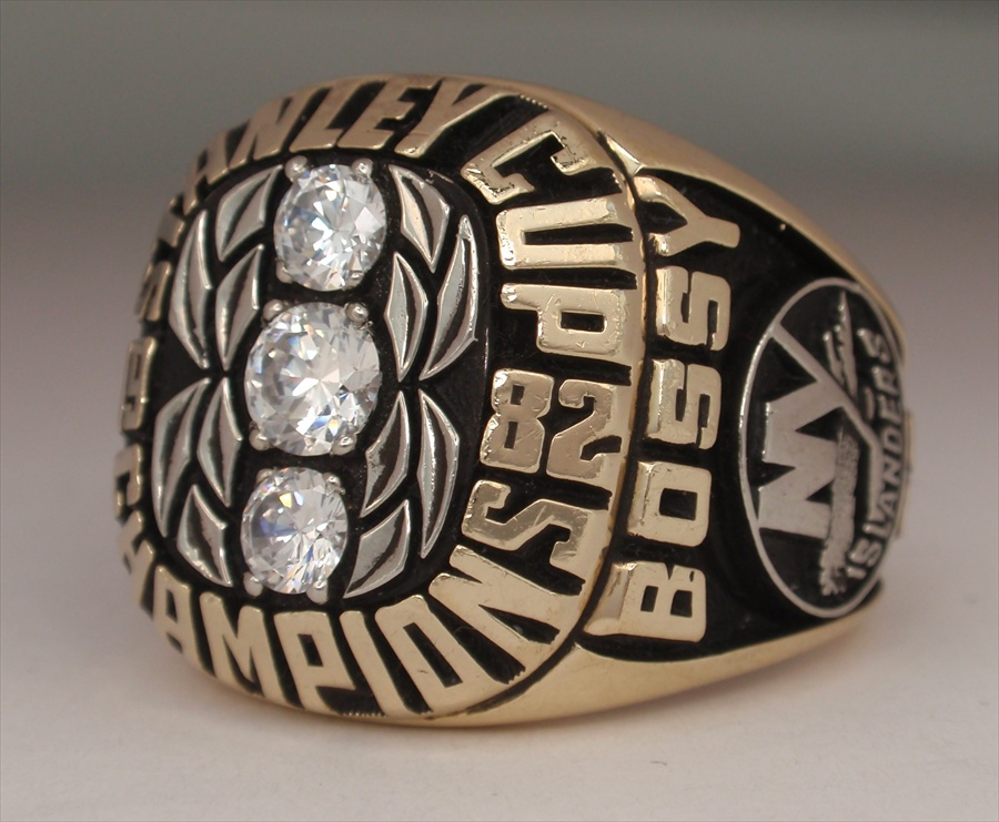 1982 New York Islanders Quot Stanley Cup Quot Champions 10k Gold Ring