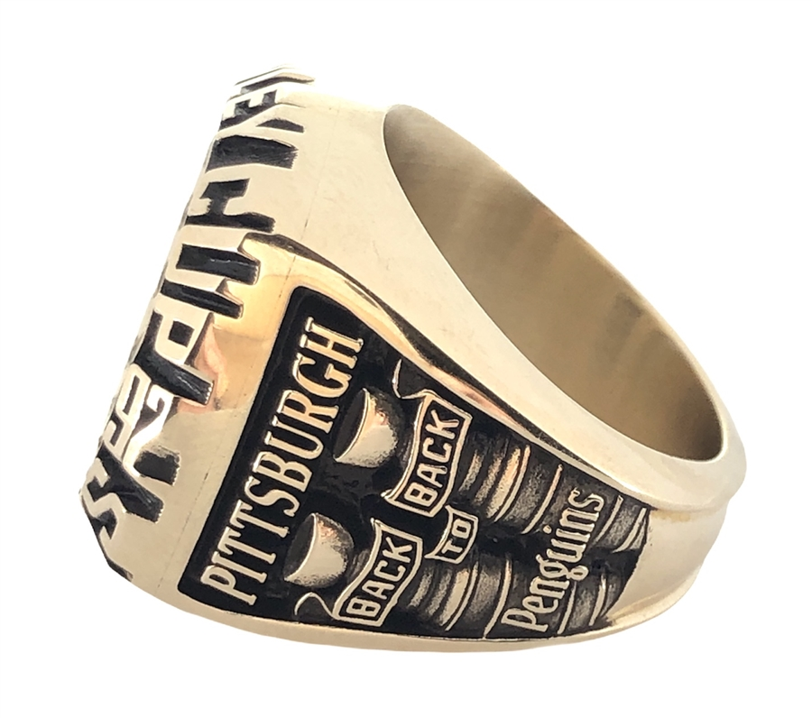 Pens Stanley Cup Ring