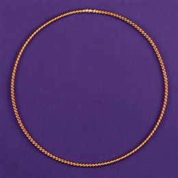 Lost Cubit 1 Plain Jane Light-Life<sup>®</sup> Ring, copper