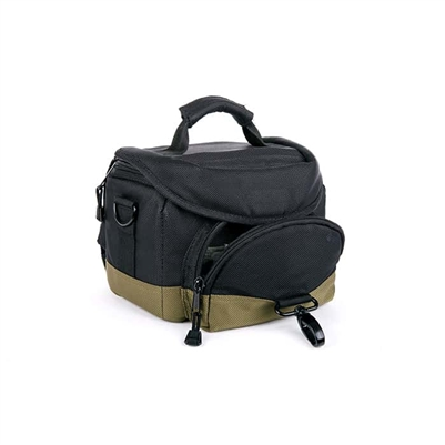 Green/Black Camera Bag