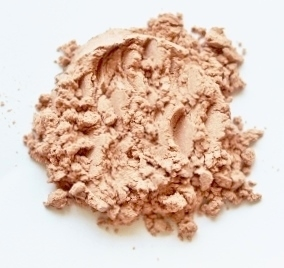 Mineral Makeup Shimmer Eye Shadow Copper Shimmer