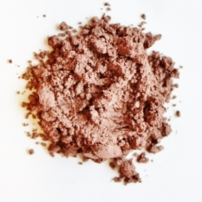 Mineral Makeup Shimmer Eye Shadow Dark Copper