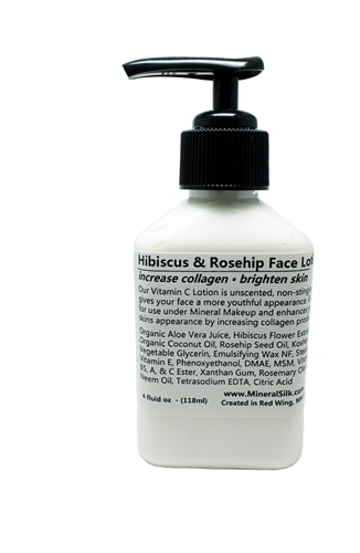 Hibiscus & Rosehip Face Lotion