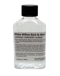 White Willowbark Facial Toner