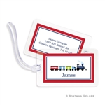 CHoo Choo Train Bag Tag