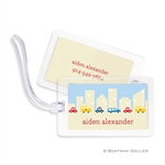 Cars Bag Tag